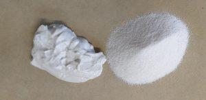 areia dolomita